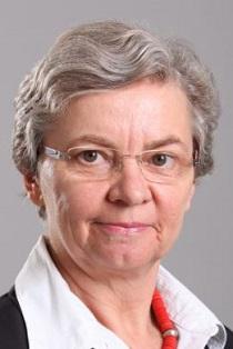 Frau Priv.-Doz. Dr. med. Dr. med. habil. <b>Maria Fronius</b> - Maria-Fronius